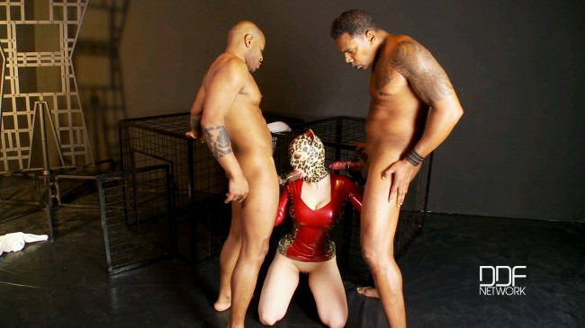 Obey The Kitty Part 2 - Latex Lucy