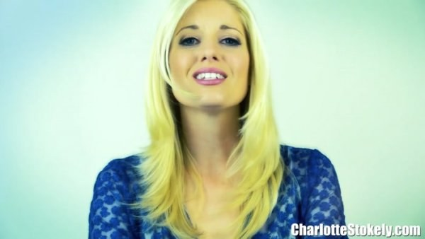 Charlotte Stokely - Cum Eating Life