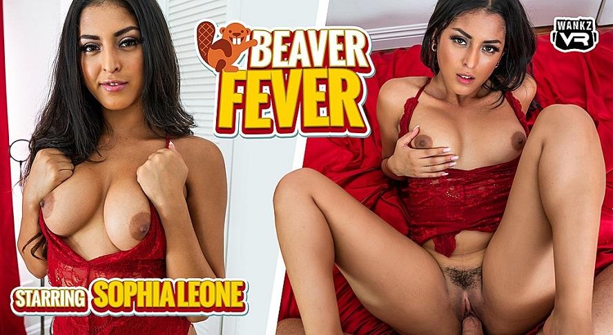 Beaver Fever, Sophia Leone, 29 August, 2019, 3d vr porno, HQ 2300