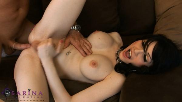 Shemale - Sarina Valentina, Tom Moore - Great poolside fuck [Sarinavalentina.com / HD 720p]