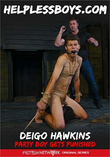 FetishNetwork - Diego Hawkins - Party Boy Gets Punished