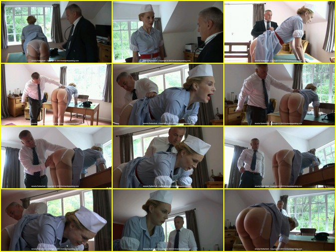 Nurse Amelia Rutherford Realises That Dr Grey Is Fearsome Spanker - HD 1280x720 Video