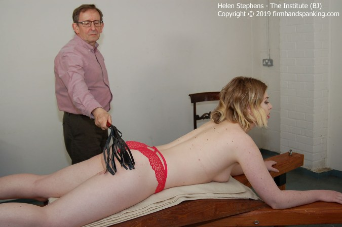 Stripped And Spreadeagled For Naval Flogging On Frame, Helen Is Tested - Download Florenfile HD 1280x720 Video - FirmHandSpanking
