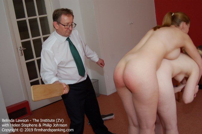 Belinda Lawsons Peachy Bottom Is Fired Up To The Max - HD 1280x720 Video - FirmHandSpanking