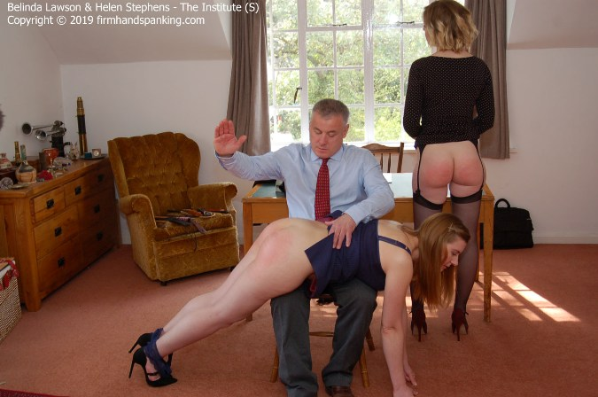 Bare Bubble Butt Spanked Holds No Fear For Belinda Lawson - HD 1280x720 Video