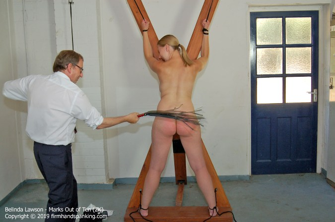 See Belinda Lawsons Bouncing Bottom Take Naval Flogging, Totally Nude - HD 1280x720 Video