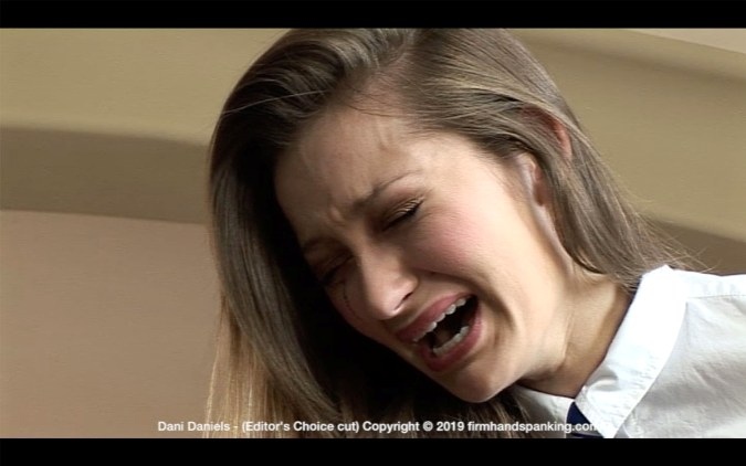 Dani Daniels Shows That Crying Doesnt Mean Quitting In New Editors Choice - HD 1280x720 Video
