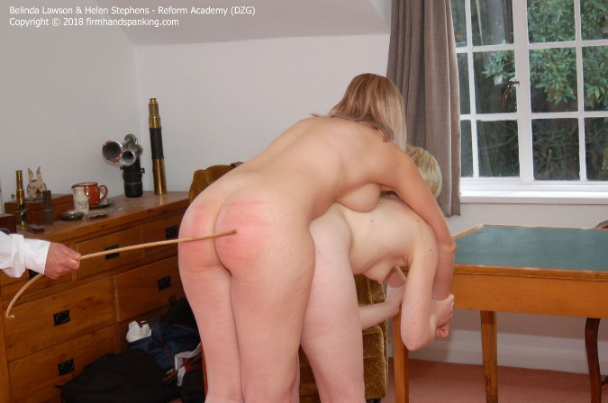 Finale Caning For Belinda Lawson At Reform Academy - HD 1280x720 Video