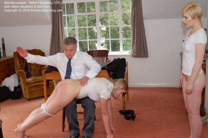 Bare Bottom Spanking For Belinda Lawson - HD 1280x720 Video