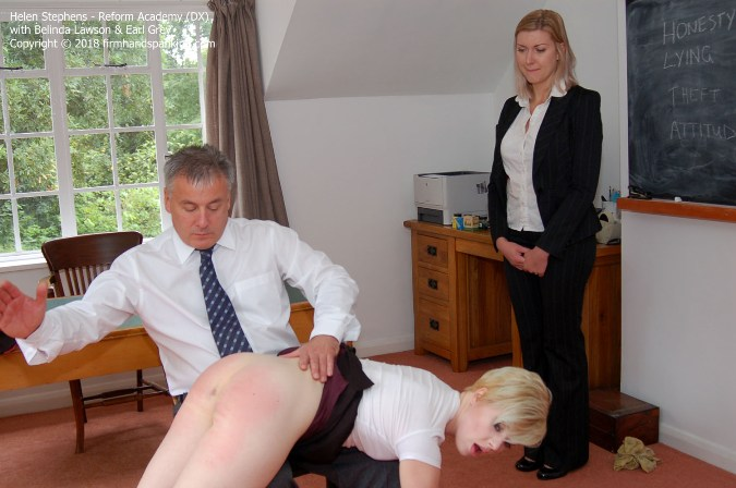 Spanked Bare Bottom To The Max Helen Stephens - HD 1280x720 Video