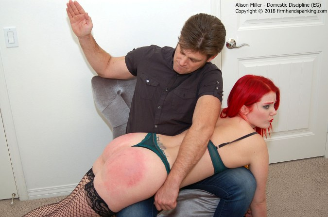 Bare Bottom Spanking Gets It Bouncing Red - HD 1280x720 Video