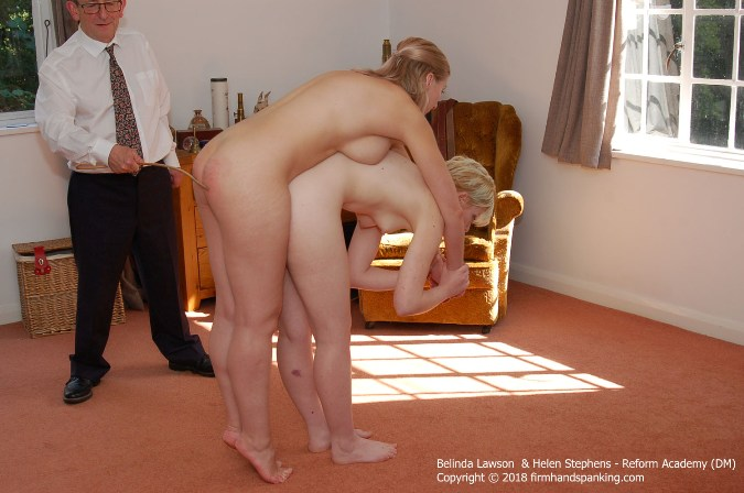 Extra Six Of The Cane, Completely Nude, Brings Belinda - HD 1280x720 Video