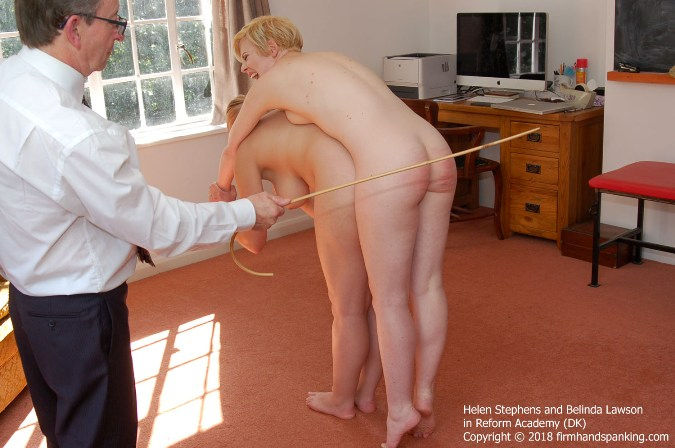 Belindas Back, Helen Stephens Is Caned - HD 1280x720 Video