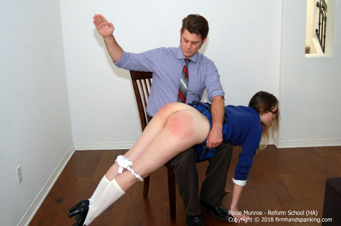 Meets Her Match With A Spanking Principal - HD 1280x720 Video