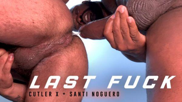 XCutlersDen - Cutler X & Santi Noguera - Last Fuck