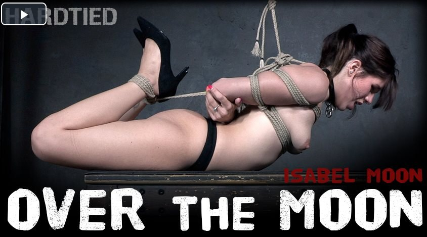 Isabel Moon - Isabel has a fantastic time getting her bondage on