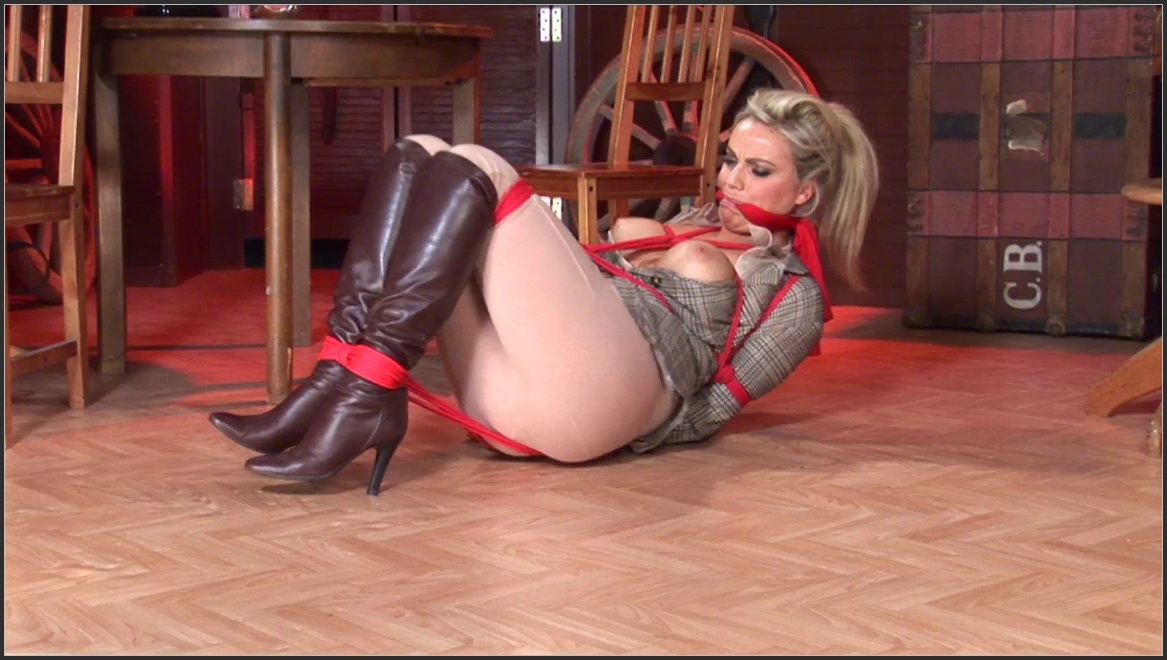 Modelstied - Horse Trader in Trouble! 1 FULL VERSION (Kate)
