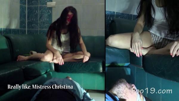 Mrs. Christina - Mistress Christinas personal toilet (2019 / FullHD 1080p)