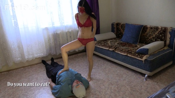 Christina - Repeated strangulation by female Shit (2019 / FullHD 1080p)