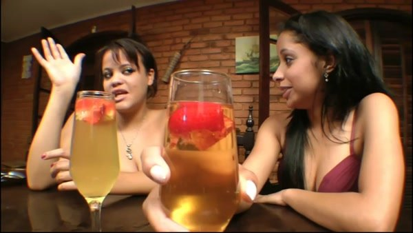 Nikki and Jessi - 2 Girls 1 Cup No.2 - HUNGRY BITCHES - 2 (FullHD 1080p)
