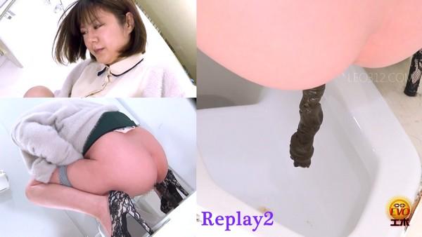 Japanese women - Lucky Toilet Voyeur Shots of Women - 03 (2019 / FullHD 1080p)