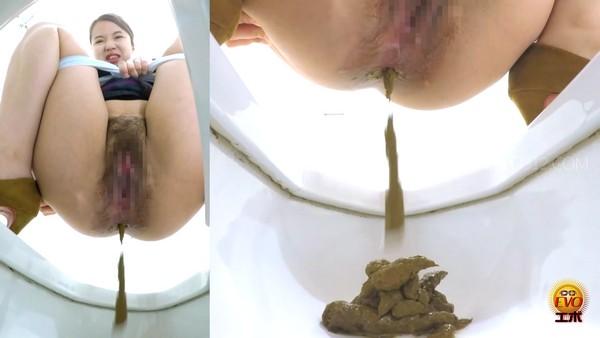 Japanese women - Lucky Toilet Voyeur Shots of Women - 06 (2019 / FullHD 1080p)