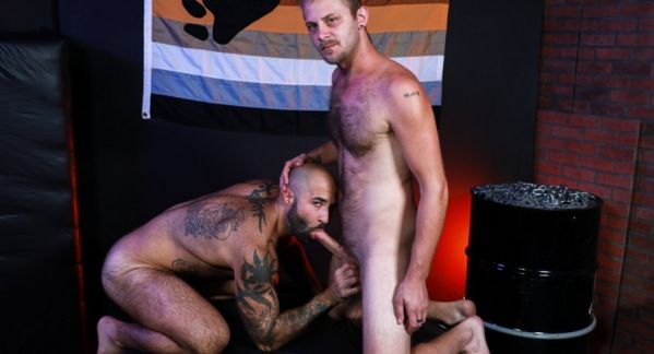 BearBack - Chandler Scott & Atlas Grant - Otter In The Bear Den