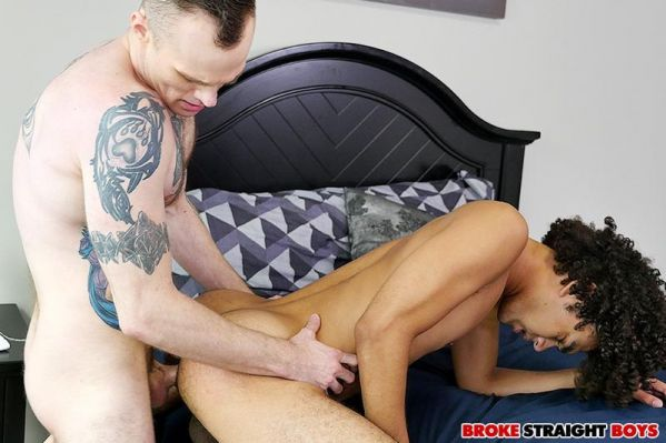 BrokeStraightBoys - Cody Smith Pounding Derek Cline's Ass