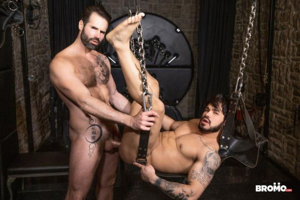 Bromo - Pietro Duarte, Dani Robles - Punishing Pietro