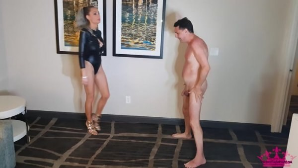 Mistress Taylor - Busted Open