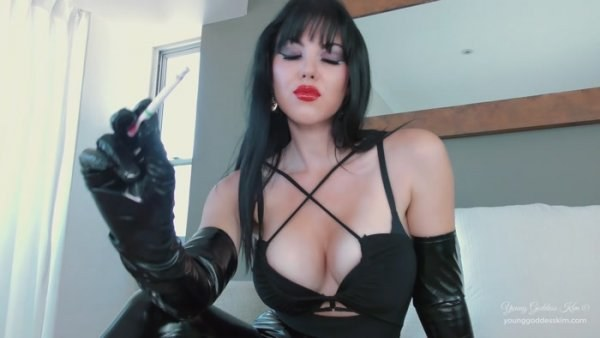 Young Goddess Kim - Suffer for your Addiction