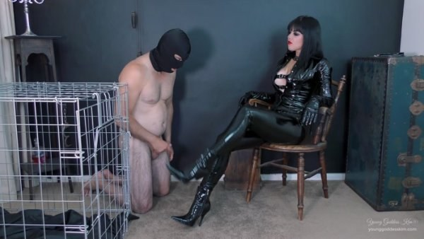 Young Mistress Kim - Edge of Darkness