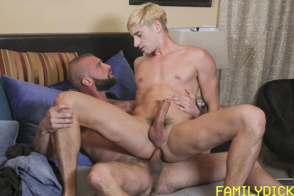 FamilyDick - Taylor Reign, Donnie Argento - In the Closet