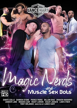 LanceHartStudios - Magic Nerds and Muscle Sex Bots