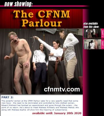 CfnmTV – The CFNM Parlour Part 2