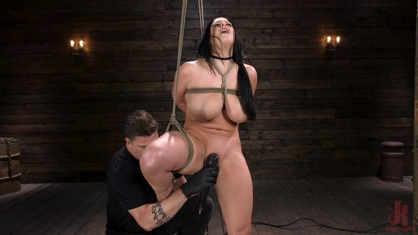 Angela White Complete Submission to The Pope