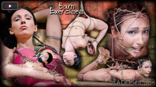 Wenona - Barn Exercises (HD 720p)