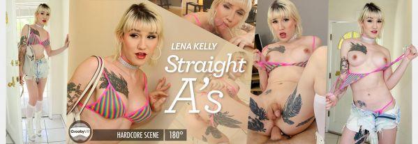 Lena Kelly - Straight A`s (2019 / 4K 1920p)