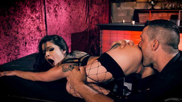Cum on my Tattoo - Vanessa Vega 4k