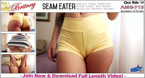 Britney - Seam Eater - AMG-715 [FullHD 1080p] (ArgentinaMegusta)