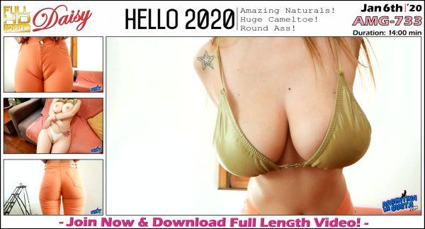 Daisy - ArgentinaMegusta - Hello 2020 - AMG-733 (06.01.2020) (FullHD 1080p) [2020]