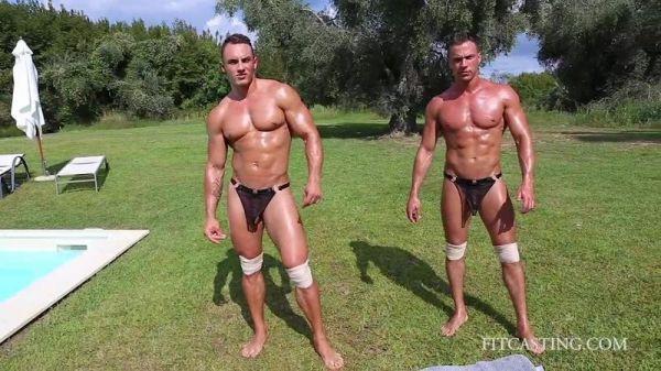 Fitcasting - Dima & Dima S - Gladiator Arena