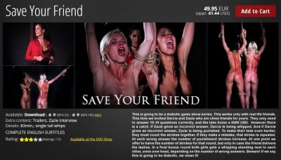 ElitePain – Save Your Friend