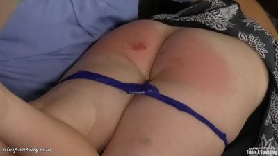 Tripleaspanking - Spanked by Campus Security