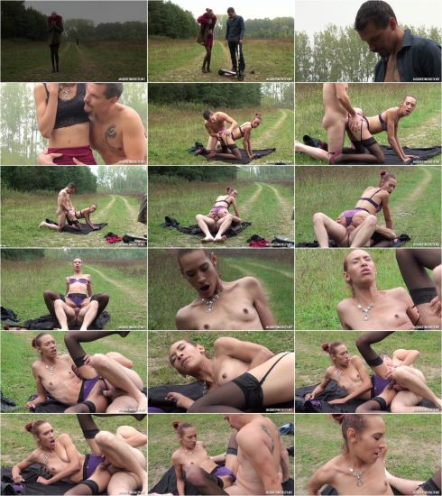 Lucie - Outdoor sex for Lucie, 24 years old (12.01.2020) [FullHD 1080p] (JacquieetMichelTV)