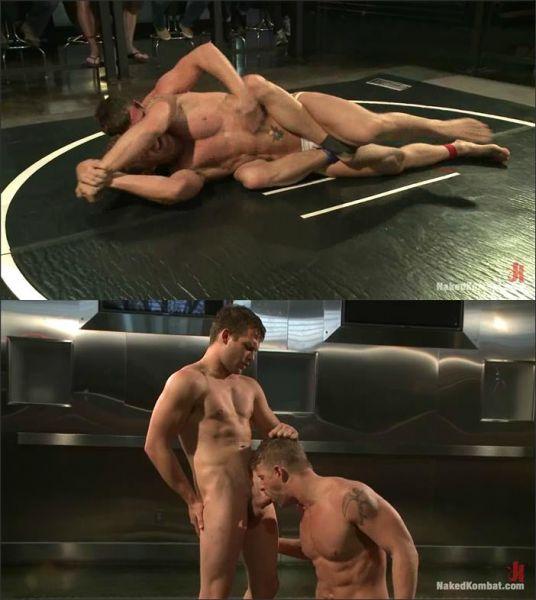 NakedKombat - Hayden Richards vs Jeremy Stevens