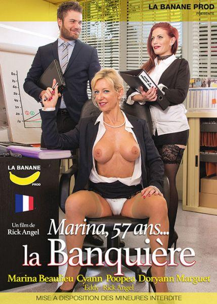 Marina, 57 ans, la Banquiere
