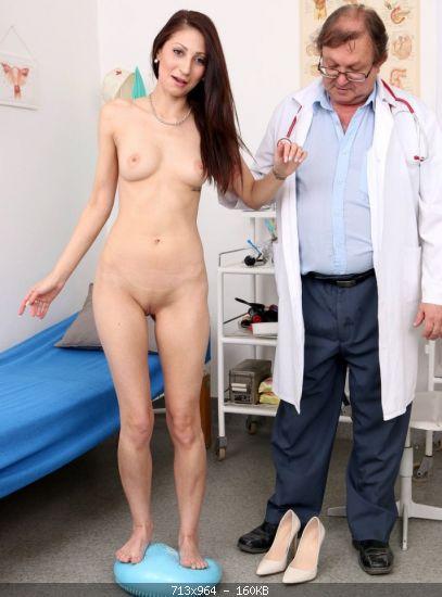 Medical Maria  (25 years girls gyno exam)