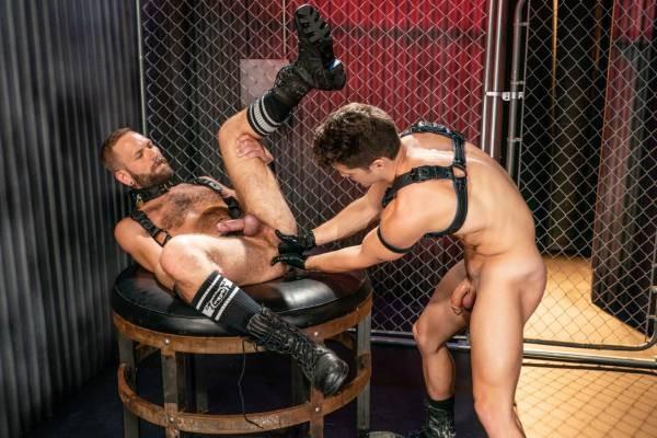 CID - Fisting Spa - Scene 3 - Devin Franco & Josh Mikael