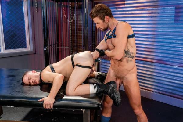CID - Fisting Spa - Scene 2 - Ashley Ryder & Drew Dixon